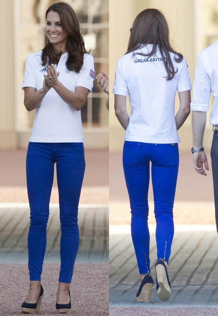 Princess In Waiting Kate Middleton S Style Main Circle
