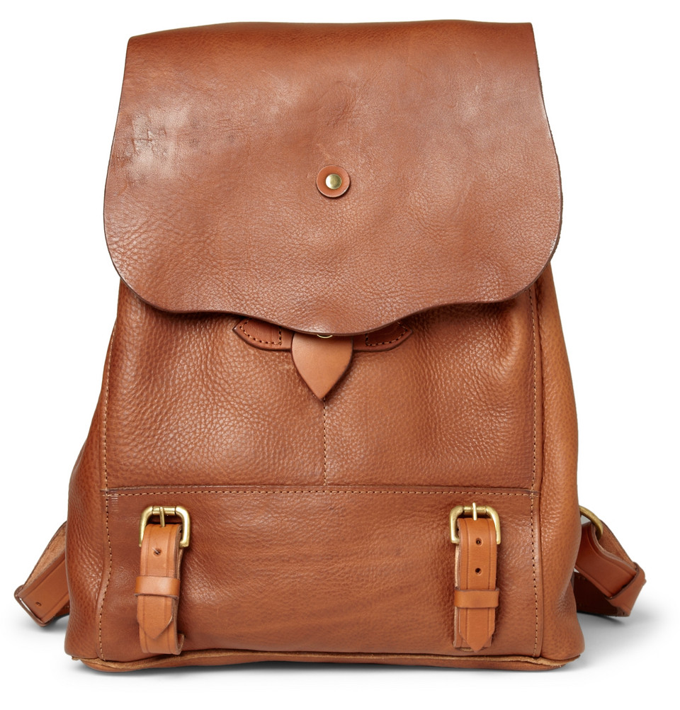 leather backpack pattern Backpack Tools